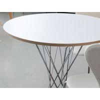 海德利厂家直销西餐桌礼仪ppt专业定做咖啡桌椅 铁艺批发代理