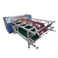 湖北TL-1900多功能油加温滚筒印花机,油加温滚筒式烫画机 烫印机