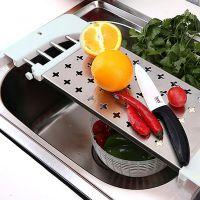 供应达盛碗架沥水架不锈钢大号碗碟架 厨房置物架碗筷晾放架沥碗架
