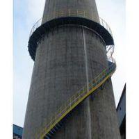 ***的锅炉烟囱安装转梯平台公司-价格公道