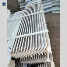 工业废气排放时气-液分离的处理设备 PP除雾器 玻璃钢除雾器 PVC除雾器价格生产厂150-30