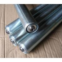 郑州水生机械—生产无动力锥形滚筒 碳钢镀锌滚筒