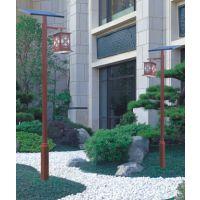 华可路灯光源3米15瓦HK15-25101小区太阳能led庭院灯,美观大方厂家直销可定制
