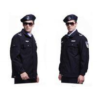 保安制服短袖安保物业酒店执勤工作制服套装保安服