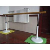 供应壁挂式、移动式、固定式舞蹈把杆、舞蹈教室压腿杆、把杆底座