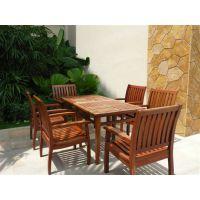 供应品旺优质柚木套椅TY-003