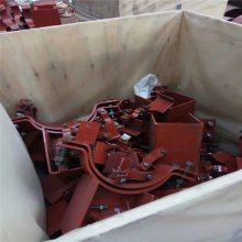 乾胜牌A11双排螺栓压紧管卡 批发双排螺栓压紧管卡厂家 碳钢