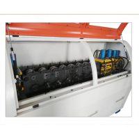 供应明德全自动包边钢带箱生产设备