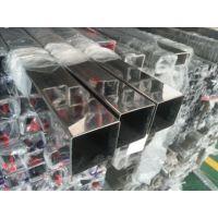 304材质拉丝面不锈钢方管40*40*2.0承压16.31MPA高品质