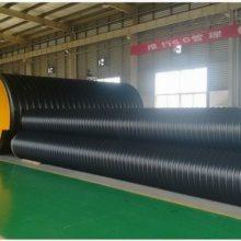 HDPE大口径钢带排污管价格