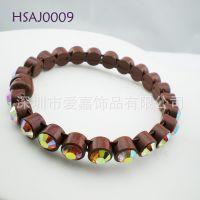 保健加磁加能手链生产定做宝石礼品首饰来图来样设计开发代工厂家