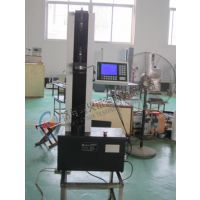5kN微机控制气弹簧性能试验机是订单产品吗?,电脑控制气弹簧试验机售到印度FOB上海价格