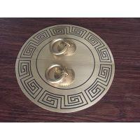 中式仿古明清家具古典书柜柜子橱柜衣柜纯铜柜门平铜拉手复古把手