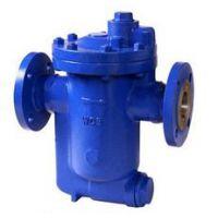 铸钢倒置桶蒸汽疏水阀CS45H-16C 品牌上海上州