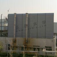 三电贝洱冷却塔噪声治理工程 声屏障工程 泛德声学
