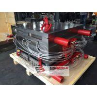 供应西诺周转箱模具 快速成型 15s一模 超快周转箱注塑模具 718H钢料