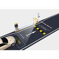 泉州车牌识别停车管理系统智能停车系统厂家直销