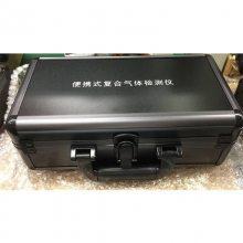 泵吸式氢气检测报警仪 便携式气体测定仪H2 手持式氢气分析仪 天地首和复合气体监测仪