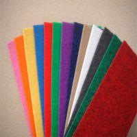涤纶无纺展览地毯 纯色平面满铺地毯厂家 批发定制
