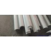 中石油加油站包柱铝角-加油站柱子转角白色铝材