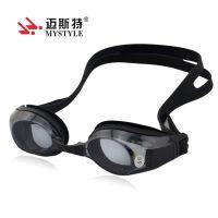 近视游泳眼镜防水防雾男女通用游泳泳镜可选度数AF-2200P 游泳镜 硅胶游泳镜 泳镜 游泳眼镜
