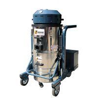 哈尔滨电瓶吸尘器价格 工厂车间用无线式电瓶吸尘器多少钱 拓威克TK90DC电瓶式工业吸尘器