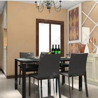 新款上市 现代风高档餐厅咖啡厅玻璃钢咖啡桌 时尚四位咖啡桌 海德利厂家定做
