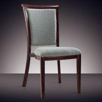 保定五星级酒店餐椅轩橼牌金属仿木餐椅为五大国际酒店集团餐厅定制