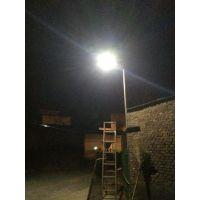 鸿泰一体化太阳能路灯,中国质造锂电池太阳能路灯,LED红外感应灯