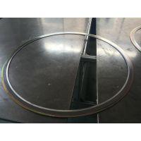 金属缠绕垫片|骏驰出品大口径带外环金属缠绕垫片ASME B16.20 16.47A