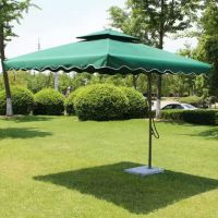 别墅装饰遮阳伞,小吃街户外太阳伞,保安亭侧边伞