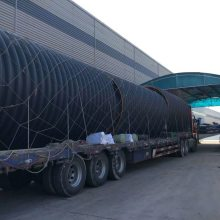 DN1400钢带波纹管,钢带增强波纹管厂家