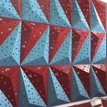 办公室装饰铝扣板天花装饰材料生产厂家