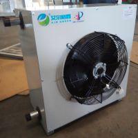 专业生产8TS中温热水型工业暖风机