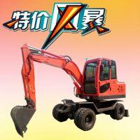 分立式迷你型挖掘机【山鼎】生产厂家