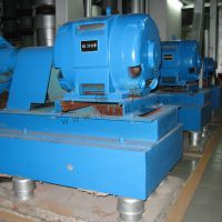 振动噪声治理 为兰生大厦冷水机组提供减振工程 噪音处理 隔声 吸声 隔音 振动控制