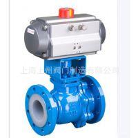 上海专业生产四通球阀不锈钢球阀PQ46FP-16P-DN50适合高腐蚀化学介质上海上州总部