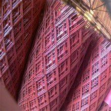 拉伸菱形网 钢板网多少钱一吨 重型钢板网厂家