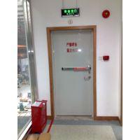 供应玻璃门安装消防推杆锁 安装推杆报警锁