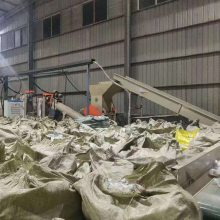 水洗垃圾料机械,造纸厂废塑料加工,纸厂废塑料清洗回收设备厂家