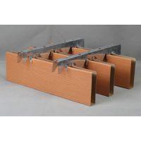 条形装饰天花铝方通定做|卡扣式铝格栅吊顶生产厂家