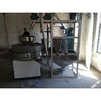 鼎信专业定做自动上料石磨 全自动电动石磨机 石盘式