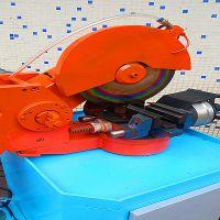 嘉隆达机械 半自动切管机 金属管类切割