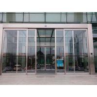 深圳多玛S150型自动感应玻璃门 松下感应门供应商 自动玻璃门