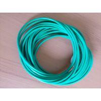 供应进口绿色氟胶0型圈,硅胶密封圈,食品级大o型圈,耐油耐压密封圈