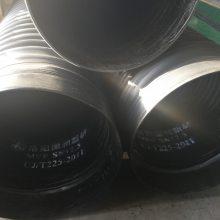 市政排污HDPE钢带波纹管