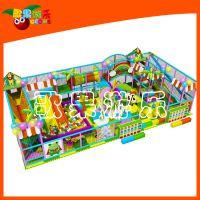 淘气堡游乐设备 超高的高层的儿童乐园 中庭中的淘气堡 可定制 歌果 PVC