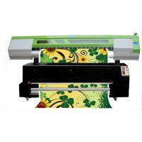 富士衣服直喷机T恤平板打印机 棉麻布料材质 直喷机热升华打印机数码