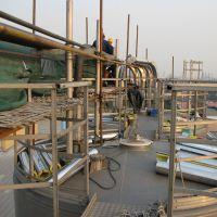 风机噪声治理 为巴斯夫应用化工有限公司提供大型风机降噪工程 噪音处理 隔声 隔音 振动控制 减振