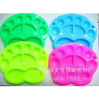 【厂家直销】青蛙形状调色盘,价格优惠,质量优良 欢迎大量批发